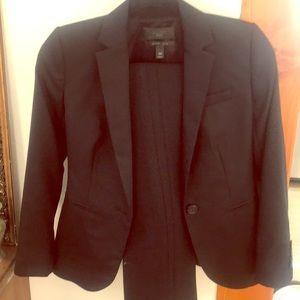 Petite JCrew Suit